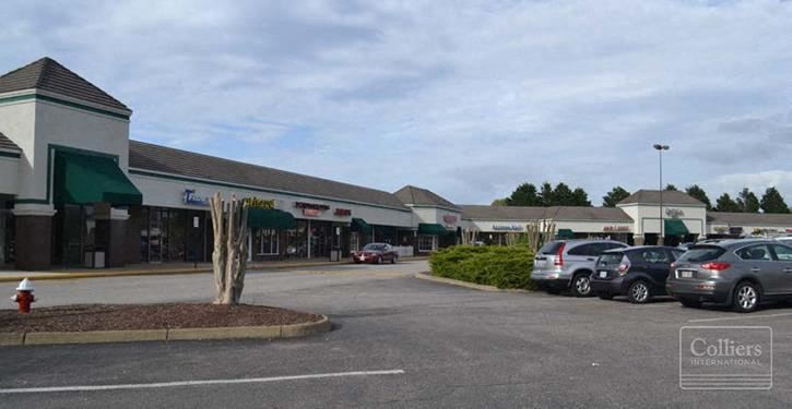 Cypress Point Shopping Center