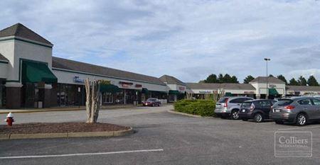 Cypress Point Shopping Center - Virginia Beach