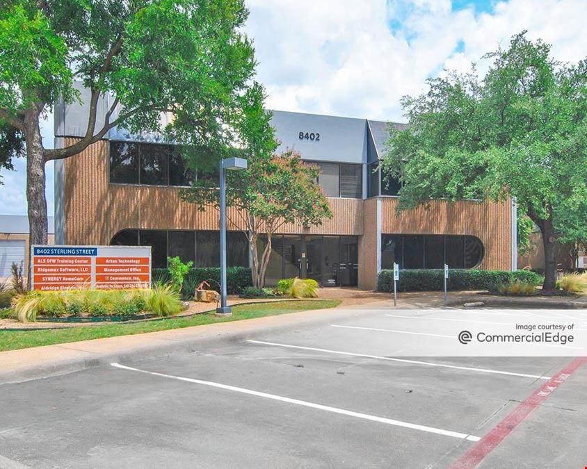 Commerce Park - 8402-8432 Sterling Street