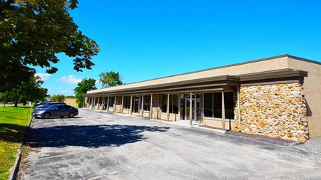 Office/Warehouse For Lease - Maryland Heights