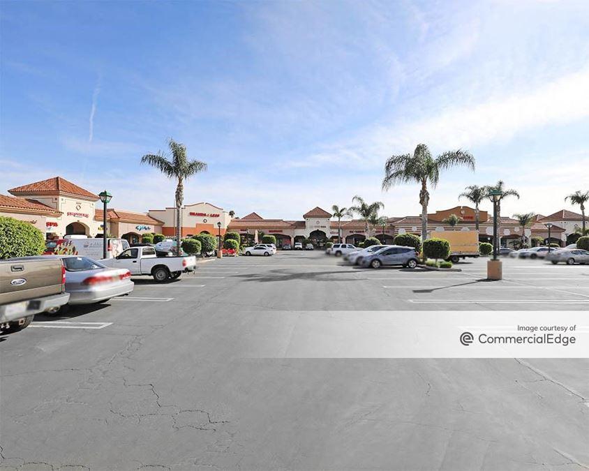 Foothill Village Plaza