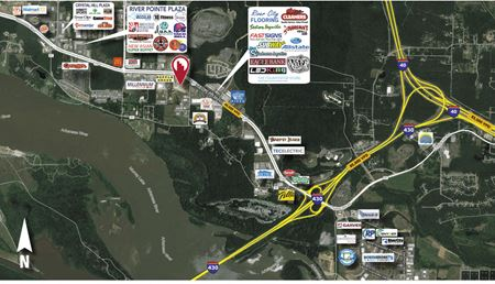 Commercial / Industrial Lot Available for Sale - North Little Rock