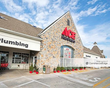 Maple Lawn Village Shopping Center - Phoenixville