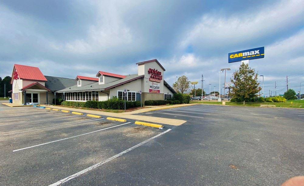 Former Golden Corral Restaurant Available