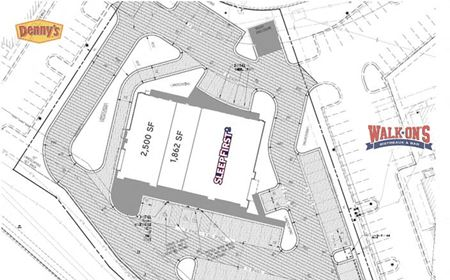 Pre-leasing: Lewis Plaza Retail Space - Conway