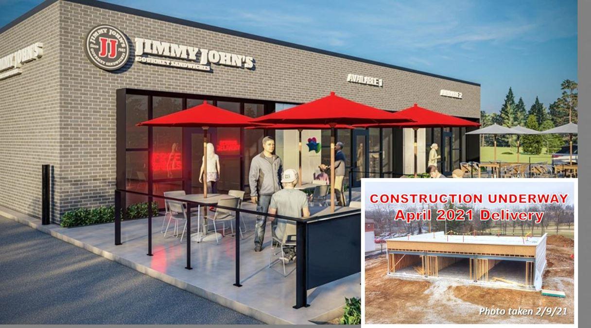 Small Shop Retail |  Jimmy John's