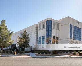 Golden Triangle Industrial Park - Bldg. M - North Las Vegas