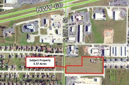 3.37 Acres Available - Rogersville