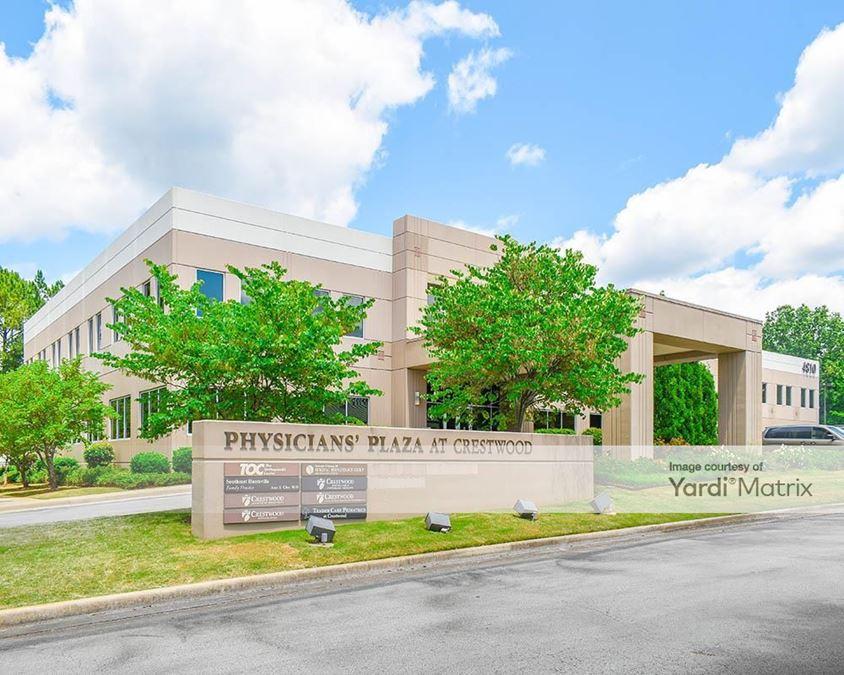 Physicians' Plaza at Crestwood - 4810 Whitesport Circle SW