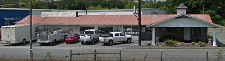 For Sale   Operating Restaurant     Hwy I-75 Frontage - Calhoun