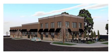 New Office/Retail for Lease or Sale in Downtown Pinckney - Pinckney