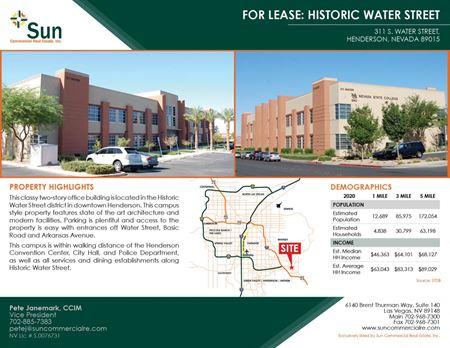 Historic Water Street   Downtown Henderson - Henderson