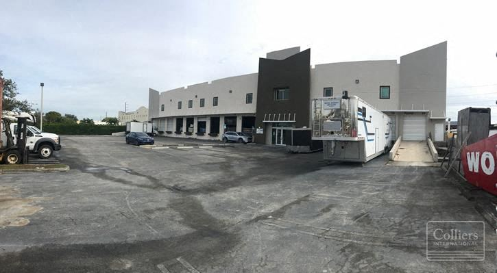 Available for Lease 16,200 SF Warehouse/Distribution