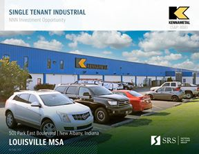 New Albany, IN - Kennametal - New Albany