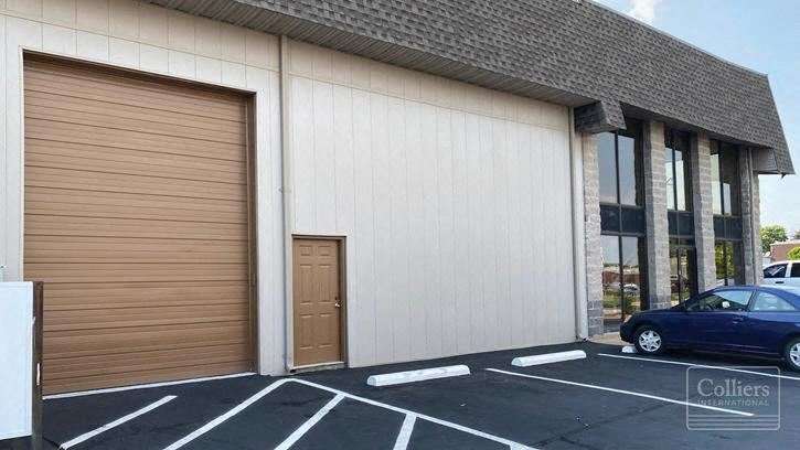 5,170 SF Office/Warehouse Space