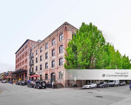 Gadsby Building - Portland
