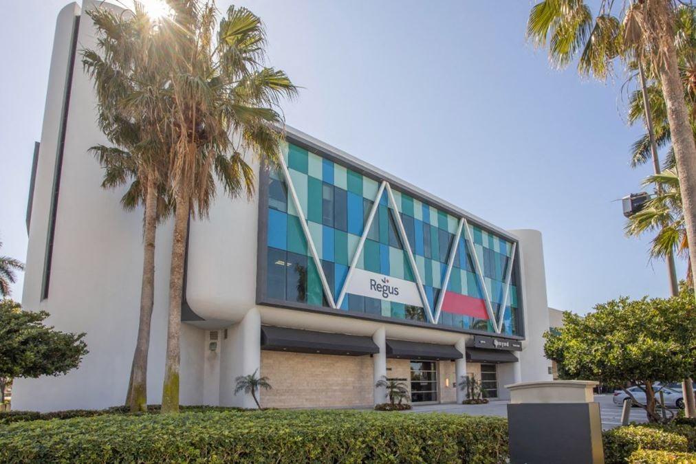 Regus   Galleria FL