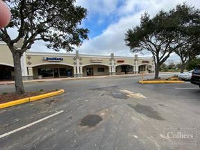 Grocery Anchored Center For Lease   North Port Village Shops