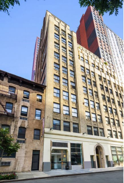 353 West 39th Street - New York