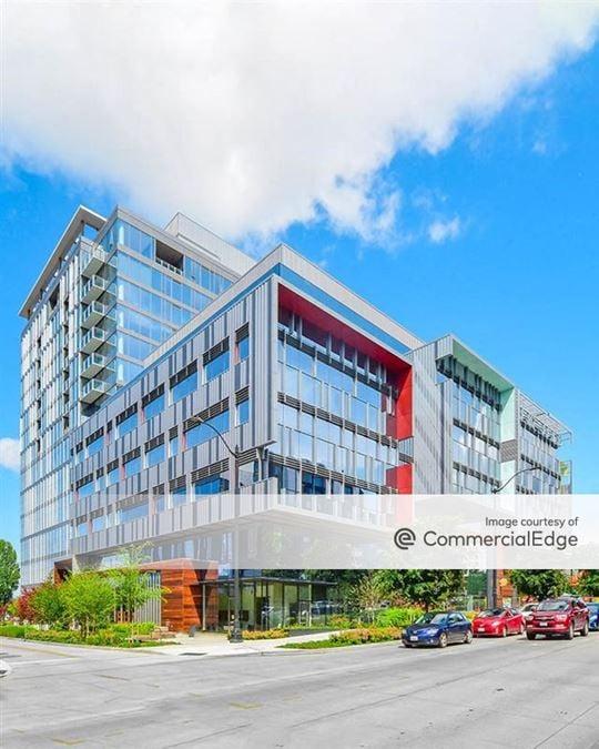 630 Boren Avenue North - Block 25 West