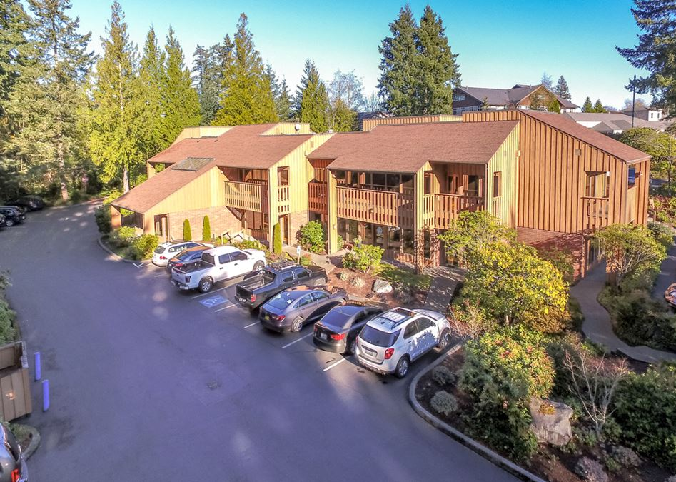 Large Office Suites in Heart of Gig Harbor