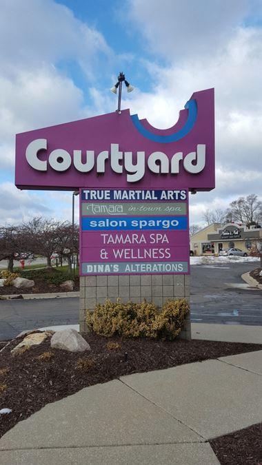 Courtyard Shopping Center