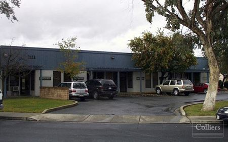 LIGHT INDUSTRIAL SPACE FOR LEASE - Livermore