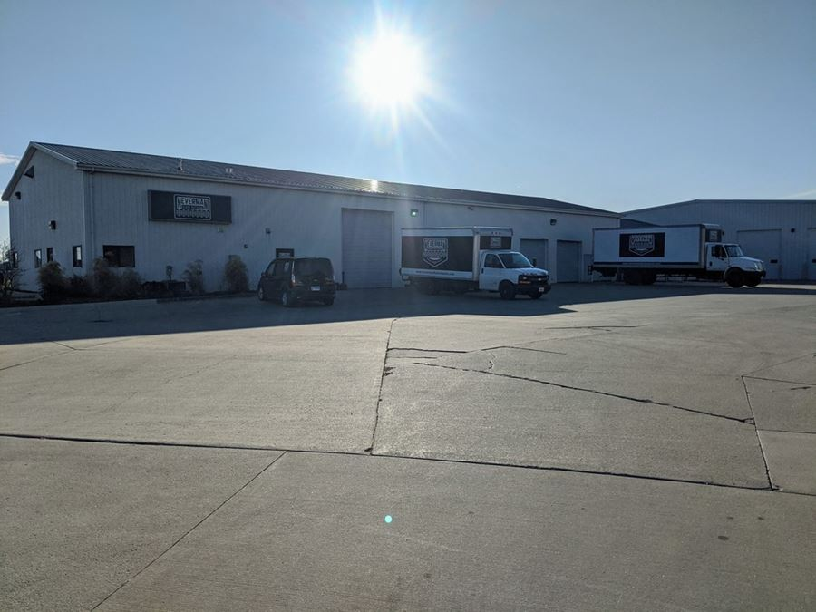 Warehouse / Office For Lease