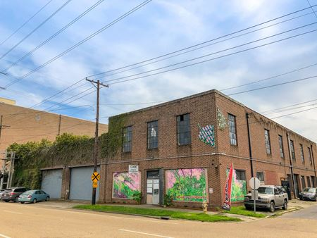 Opportunity Zone Historic Office/Warehouse in Mid City - Baton Rouge
