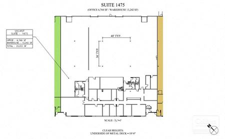 20,010 SF Available for Lease in Waukegan, Illinois - Waukegan