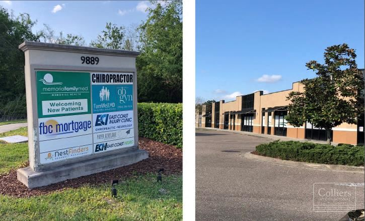 Deerwood North Office Park | Suites 301/302