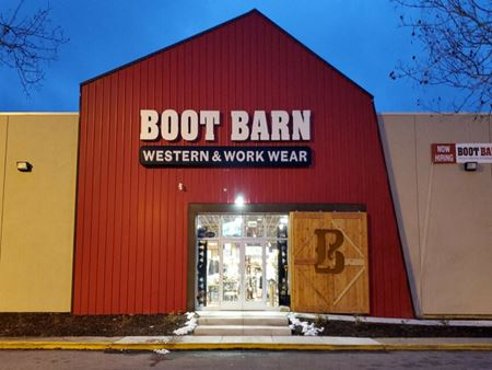 Boot Barn - Colonial Height