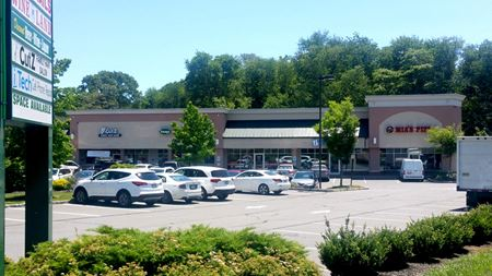 Retail Space in Five Corners Plaza - Jackson