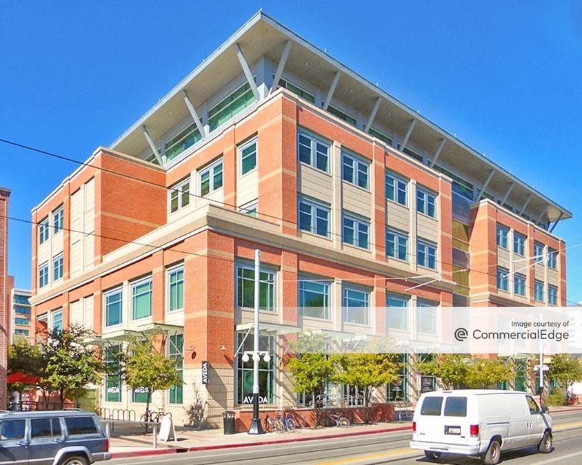 The Louise Foucar Marshall Building
