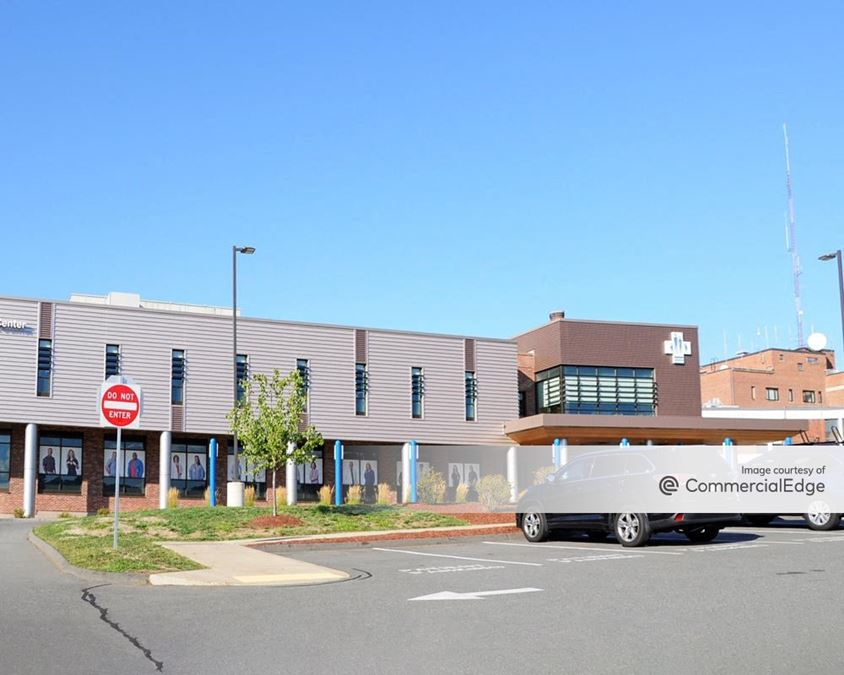 Baystate Franklin Medical Center - Surgery Center