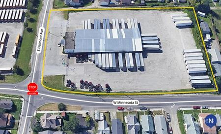 Freestanding Truck Terminal — Southwest Side - Indianapolis