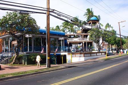 Waterfront Row - Kailua Kona