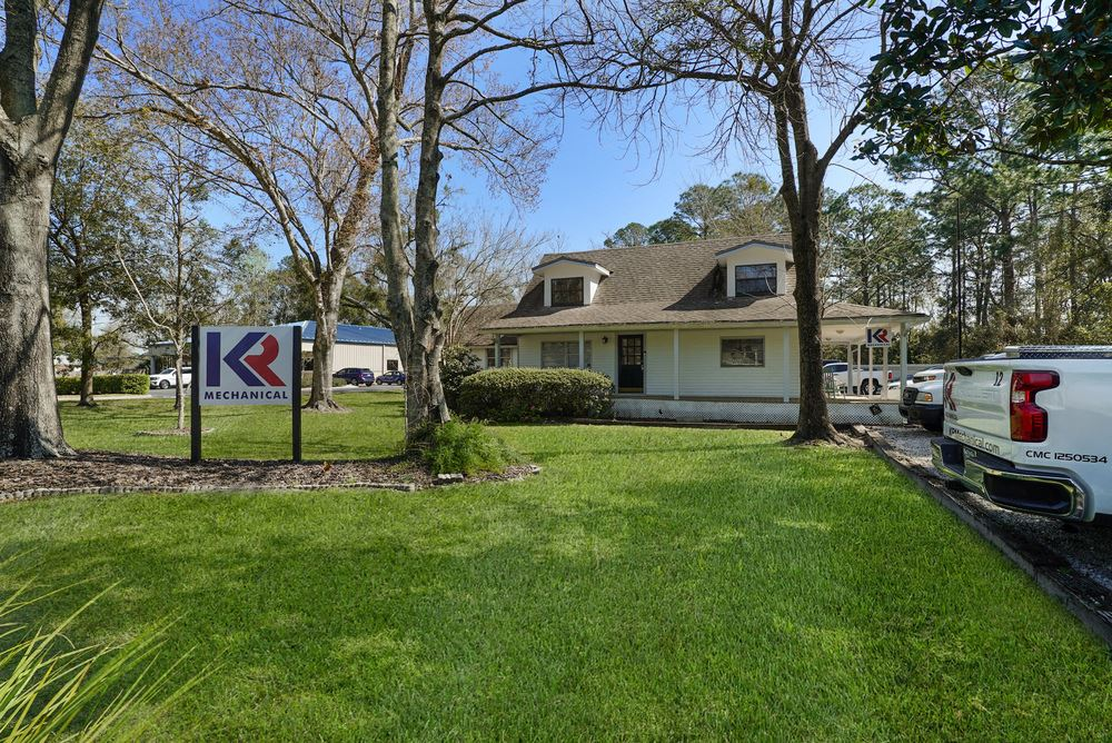 Close to 1 acre of land with almost 2000 sq ft of Renovated office space