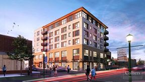 For Lease    6 Story Development Project   Office   Retail   Multifamily