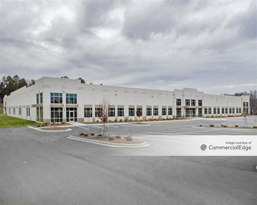International Business Park at Concord - 4540 Fortune Avenue NW