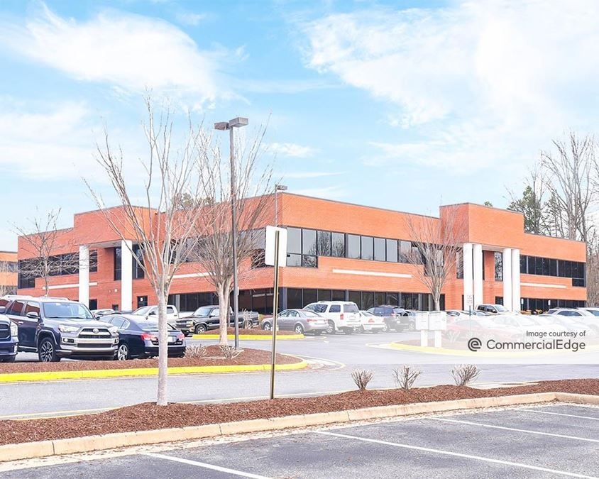 Stafford Commerce Center II & III
