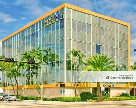 Chase Bank Building - Pompano Beach