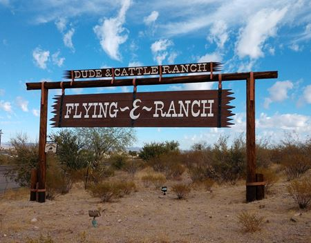 Flying E Ranch Commercial/Mixed-Use Land - Wickenburg