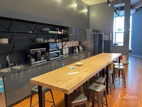 Full building sublease at 1275 Mission Street