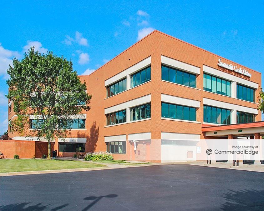 The American Center Business Park - 4800 American Pkwy