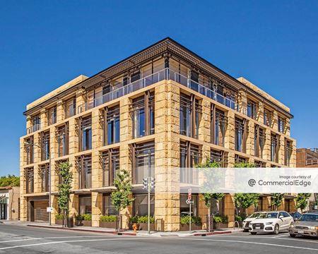 550 High /135 Hamilton - Palo Alto