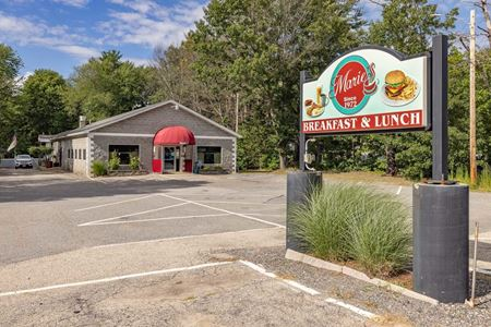 Mixed Use Restaurant/ Apartment or Redevelopment Opportunity - Salisbury