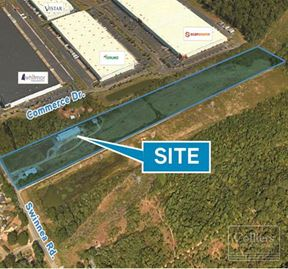 DeSoto Industrial Submarket - 8,500+/-  SF Available for Lease