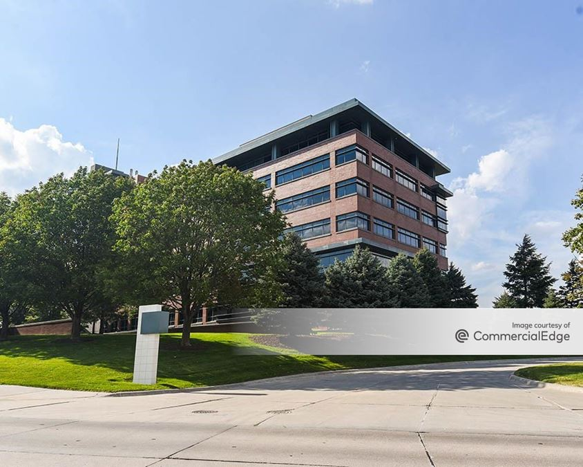First National Business Park - First National Bank Building