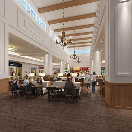 Brookwood Village: 1,000 SF Food Court Space - Birmingham